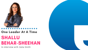 One Leader At A Time Shallu Behar-Sheehan feature image